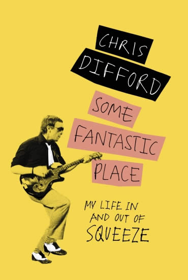 My Life In and Out of Squeeze – Chris Difford