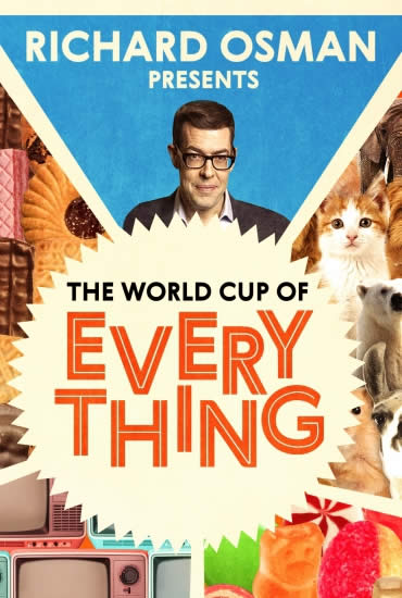 The World Cup of Everything – Richard Osman
