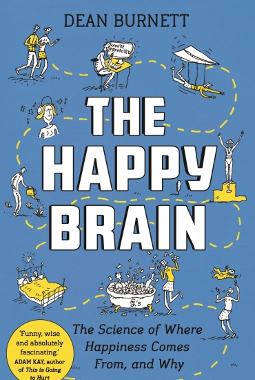 The Happy Brain – Dean Burnett