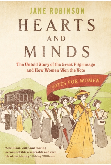 Hearts and Minds – Jane Robinson