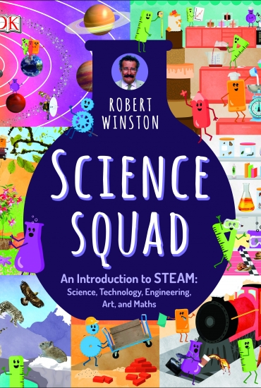 Science Squad – Professor Robert Winston