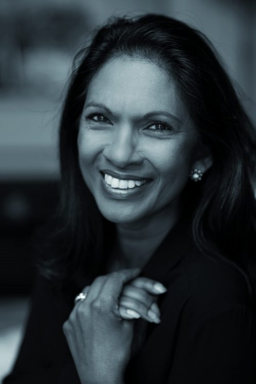 Gina Miller, Rise - Tuesday 9 October