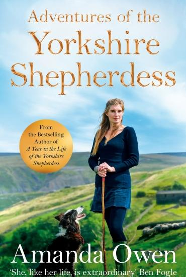 Adventures of the Yorkshire Shepherdess with Amanda Owen