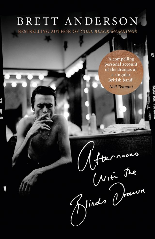 Afternoons with the Blinds Drawn – Brett Anderson