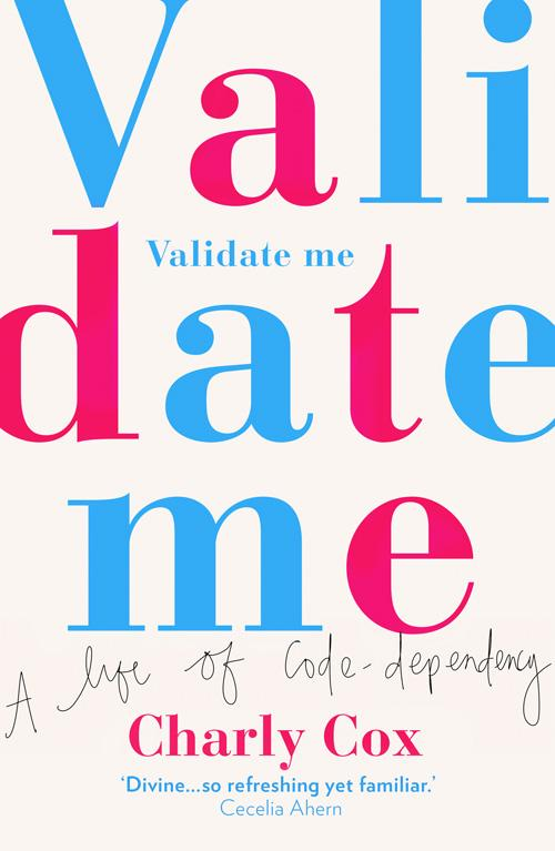 Validate Me – Charly Cox