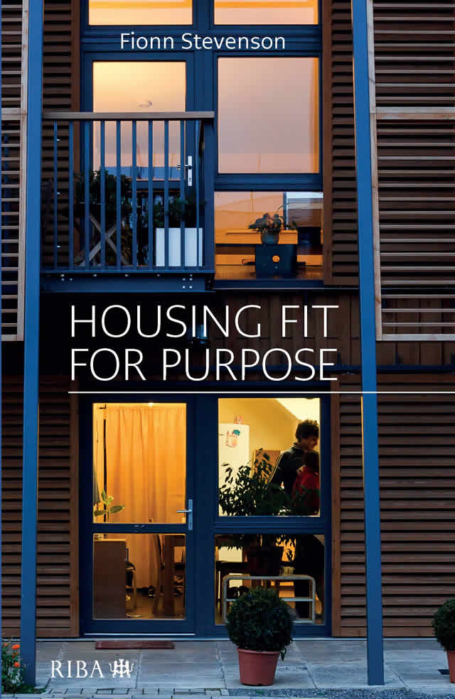 Housing Fit For Purpose – Professor Fionn Stevenson