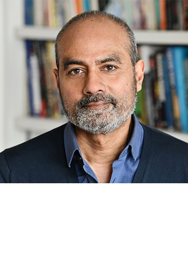 The Burning Land – George Alagiah