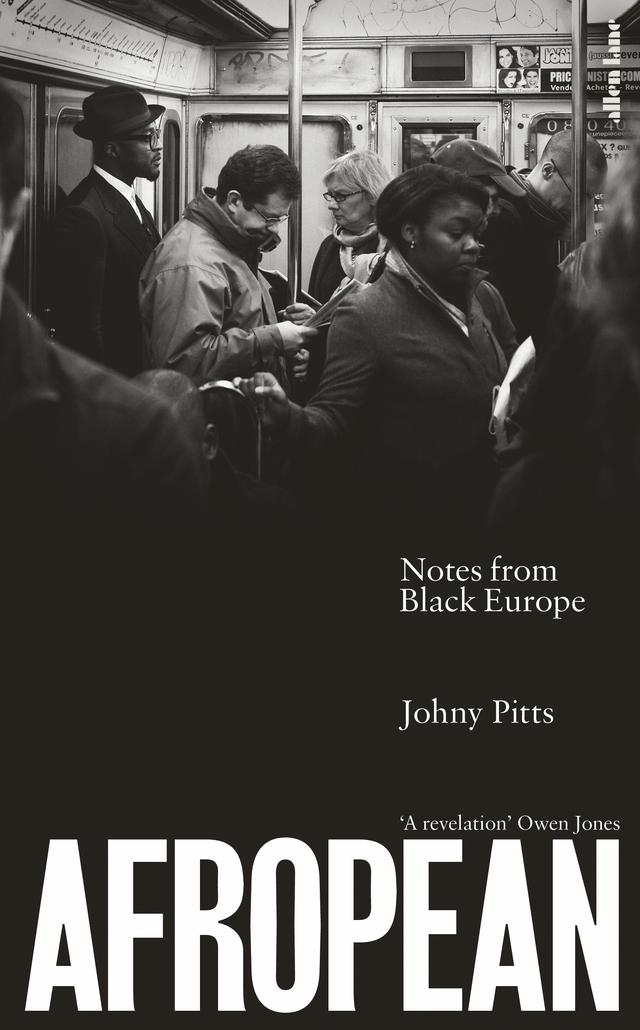 Afropean – Johny Pitts in conversation with Désirée Reynolds