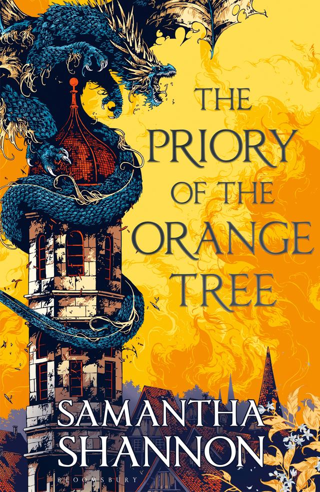 The Priory of the Orange Tree – Samantha Shannon
