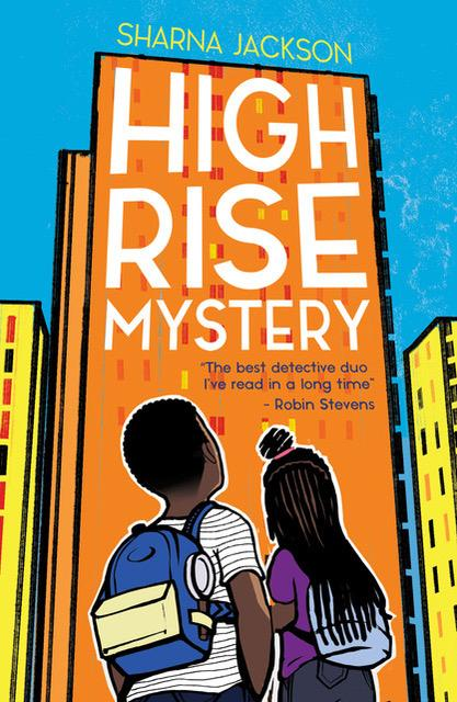 High Rise Mystery – Sharna Jackson