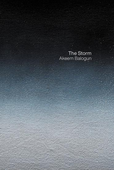 The Storm - Akeem Balogun  In conversation with Benjamin Webster
