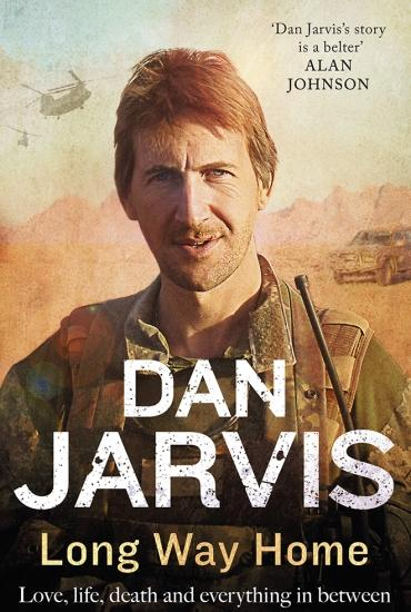 Long Way Home – Dan Jarvis in conversation with Paulette Edwards