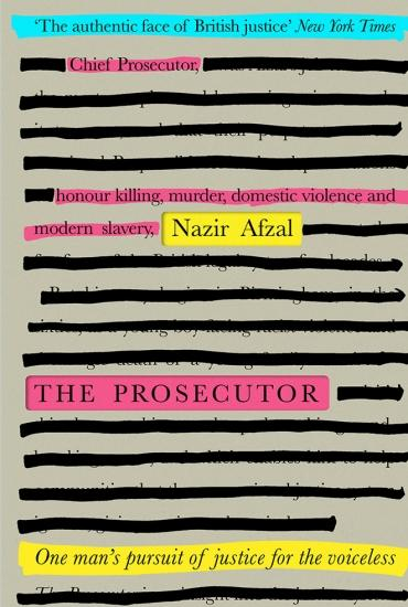 The Prosecutor - Nazir Afzal In conversation with Dr Sejal Parmar