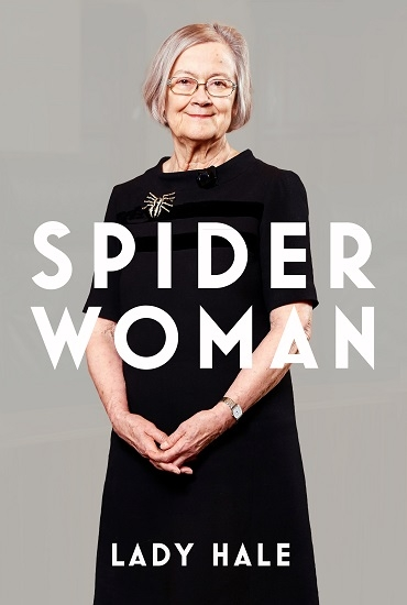 Spider Woman: A Life - Lady Hale
