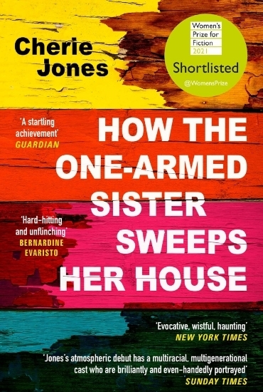 How the One Armed Sister Sweeps Her House - Cherie Jones in conversation with Conor O'Callaghan: Online event