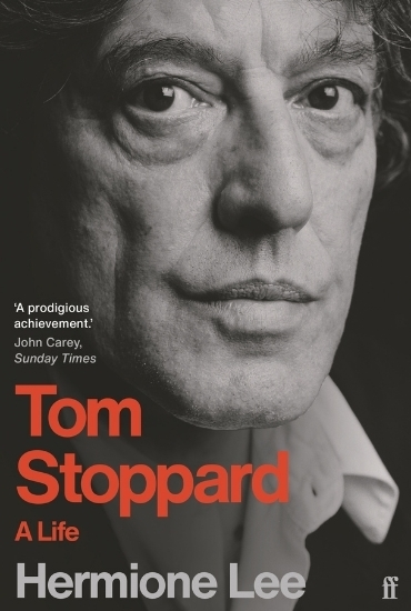 Tom Stoppard: A Life – Hermione Lee in conversation with Samuel West: Online event