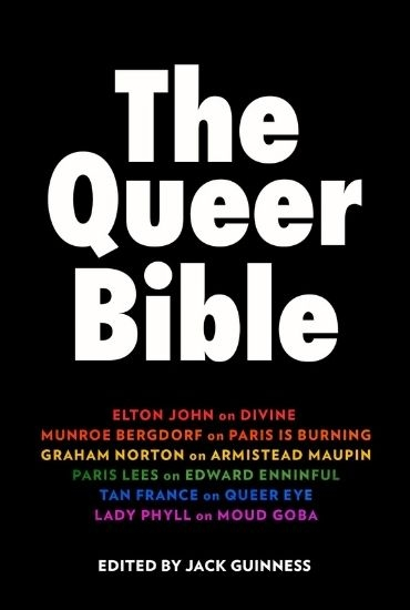 The Queer Bible - Jack Guinness in conversation with Toby Oliver
