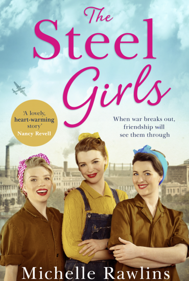 The Steel Girls – Michelle Rawlins In conversation with Trisha Cooper
