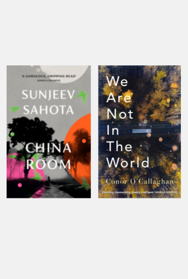 Sunjeev Sahota and Conor O'Callaghan in conversation with Harriet Tarlo